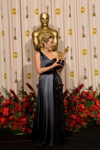 """""""The 81st Annual Academy Awards"""" (Press Room)Kate Winslet02-22-2009Photo by Bryan Crowe © 2009 A.M.P.A.S. - Image 23704_0303"""