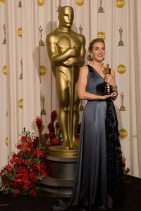 """""""The 81st Annual Academy Awards"""" (Press Room)Kate Winslet02-22-2009Photo by Bryan Crowe © 2009 A.M.P.A.S. - Image 23704_0304"""