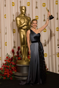"""The 81st Annual Academy Awards"" (Press Room)Kate Winslet02-22-2009Photo by Bryan Crowe © 2009 A.M.P.A.S. - Image 23704_0305"