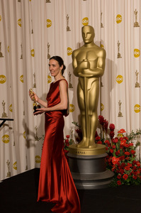 """""""The 81st Annual Academy Awards"""" (Press Room)Megan Mylan02-22-2009Photo by Bryan Crowe © 2009 A.M.P.A.S. - Image 23704_0307"""
