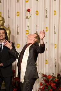 """""""The 81st Annual Academy Awards"""" (Press Room)Philippe Petit02-22-2009Photo by Bryan Crowe © 2009 A.M.P.A.S. - Image 23704_0320"""