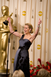 """The 81st Annual Academy Awards"" (Press Room)Kate Winslet02-22-2009Photo by Richard Salyer © 2009 A.M.P.A.S. - Image 23704_0330"