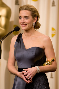 """""""The 81st Annual Academy Awards"""" (Press Room)Kate Winslet02-22-2009Photo by Richard Salyer © 2009 A.M.P.A.S. - Image 23704_0338"""