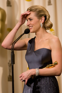 """""""The 81st Annual Academy Awards"""" (Press Room)Kate Winslet02-22-2009Photo by Richard Salyer © 2009 A.M.P.A.S. - Image 23704_0339"""