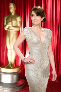 """""""The 81st Annual Academy Awards"""" (Backstage)Tina Fey02-22-2009Photo by Michael Yada © 2009 A.M.P.A.S. - Image 23704_0345"""