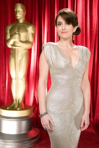 """The 81st Annual Academy Awards"" (Backstage)Tina Fey02-22-2009Photo by Michael Yada © 2009 A.M.P.A.S. - Image 23704_0346"