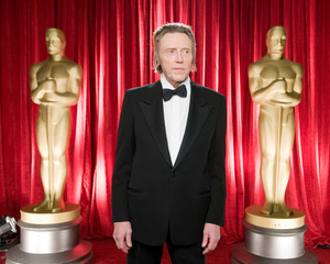 """""""The 81st Annual Academy Awards"""" (Backstage)Christopher Walken02-22-2009Photo by Michael Yada © 2009 A.M.P.A.S. - Image 23704_0350"""