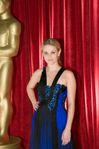 """The 81st Annual Academy Awards"" (Backstage)Reese Witherspoon02-22-2009Photo by Ivan Vejar © 2009 A.M.P.A.S. - Image 23704_0384"