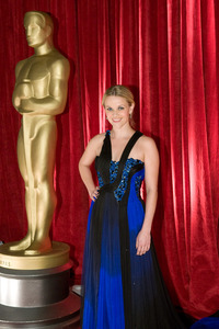 """The 81st Annual Academy Awards"" (Backstage)Reese Witherspoon02-22-2009Photo by Ivan Vejar © 2009 A.M.P.A.S. - Image 23704_0385"