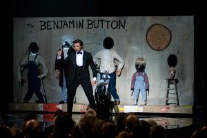 """The 81st Annual Academy Awards"" (Telecast)Hugh Jackman02-22-2009Photo by Michael Yada © 2009 A.M.P.A.S. - Image 23704_0393"
