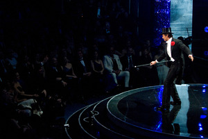 """The 81st Annual Academy Awards"" (Telecast)Hugh Jackman02-22-2009Photo by Darren Decker © 2009 A.M.P.A.S. - Image 23704_0458"