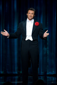 """The 81st Annual Academy Awards"" (Telecast)Hugh Jackman02-22-2009Photo by Michael Yada © 2009 A.M.P.A.S. - Image 23704_0487"