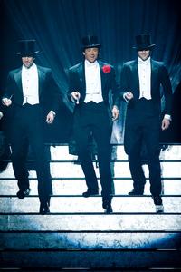 """The 81st Annual Academy Awards"" (Telecast)Hugh Jackman02-22-2009Photo by Michael Yada © 2009 A.M.P.A.S. - Image 23704_0488"