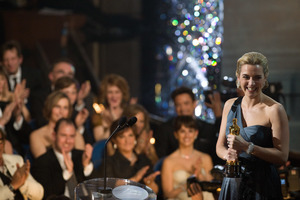 """""""The 81st Annual Academy Awards"""" (Telecast)Kate Winslet02-22-2009Photo by Darren Decker © 2009 A.M.P.A.S. - Image 23704_0528"""