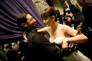 """""""The 81st Annual Academy Awards"""" (Telecast)Adrien Brody, Penelope Cruz02-22-2009Photo by Richard Harbaugh © 2009 A.M.P.A.S. - Image 23704_0533"""