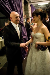 """""""The 81st Annual Academy Awards"""" (Telecast)Ben Kingsley, Penelope Cruz02-22-2009Photo by Richard Harbaugh © 2009 A.M.P.A.S. - Image 23704_0535"""
