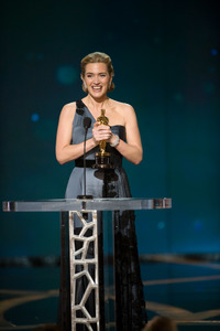 """The 81st Annual Academy Awards"" (Telecast)Kate Winslet02-22-2009Photo by Michael Yada © 2009 A.M.P.A.S. - Image 23704_0596"