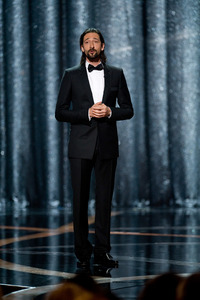 """""""The 81st Annual Academy Awards"""" (Telecast)Adrien Brody02-22-2009Photo by Michael Yada © 2009 A.M.P.A.S. - Image 23704_0600"""