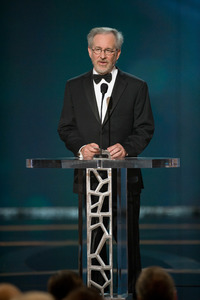 """""""The 81st Annual Academy Awards"""" (Telecast)Steven Spielberg02-22-2009Photo by Michael Yada © 2009 A.M.P.A.S. - Image 23704_0608"""
