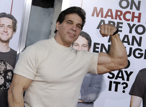 """I Love You, Man"" (Premiere)Lou Ferrigno03-17-2009 / DreamWorks / Mann"