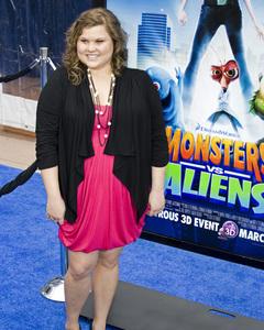 """Monsters vs. Aliens"" (Premiere)Chelsea Makela03-22-2009 / Gibson Amphitheatre / Universal City, CA / DreamWorks / Photo by Benny Haddad - Image 23707_0011"