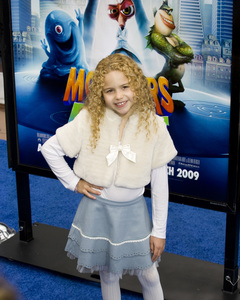 """Monsters vs. Aliens"" (Premiere)Isabella Acres03-22-2009 / Gibson Amphitheatre / Universal City, CA / DreamWorks / Photo by Benny Haddad - Image 23707_0047"
