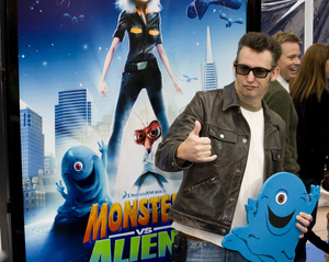 """""""Monsters vs. Aliens"""" (Premiere)Harland Williams03-22-2009 / Gibson Amphitheatre / Universal City, CA / DreamWorks / Photo by Benny Haddad - Image 23707_0311"""