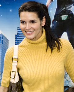 """Monsters vs. Aliens"" (Premiere)Angie Harmon03-22-2009 / Gibson Amphitheatre / Universal City, CA / DreamWorks / Photo by Benny Haddad - Image 23707_0434"