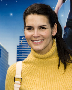 """Monsters vs. Aliens"" (Premiere)Angie Harmon03-22-2009 / Gibson Amphitheatre / Universal City, CA / DreamWorks / Photo by Benny Haddad - Image 23707_0437"