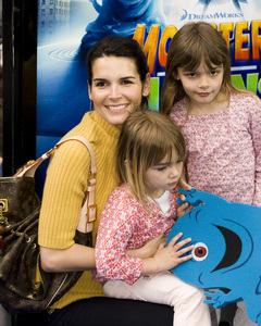 """Monsters vs. Aliens"" (Premiere)Angie Harmon03-22-2009 / Gibson Amphitheatre / Universal City, CA / DreamWorks / Photo by Benny Haddad - Image 23707_0445"
