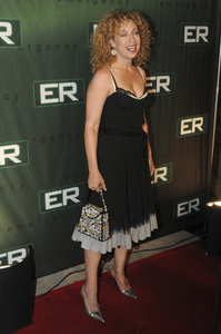 """""""ER"""" Series Finale PartyAlex Kingston3-28-2009 / Social Hollywood / Hollywood, CA / Warner Brothers / Photo by Heather Holt   - Image 23708_0017"""