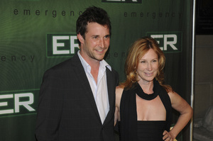 """""""ER"""" Series Finale PartyNoah Wyle, Tracy Warbin3-28-2009 / Social Hollywood / Hollywood, CA / Warner Brothers / Photo by Heather Holt   - Image 23708_0222"""