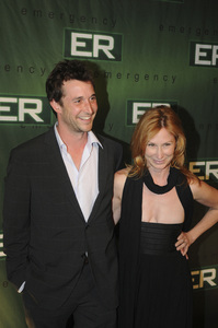 """""""ER"""" Series Finale PartyNoah Wyle, Tracy Warbin3-28-2009 / Social Hollywood / Hollywood, CA / Warner Brothers / Photo by Heather Holt   - Image 23708_0223"""