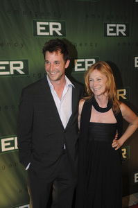 """ER"" Series Finale PartyNoah Wyle, Tracy Warbin3-28-2009 / Social Hollywood / Hollywood, CA / Warner Brothers / Photo by Heather Holt   - Image 23708_0226"