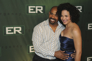 """""""ER"""" Series Finale PartyMichael Beach3-28-2009 / Social Hollywood / Hollywood, CA / Warner Brothers / Photo by Heather Holt   - Image 23708_0310"""