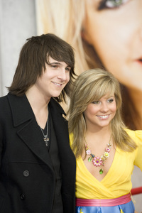 """Hannah Montana: The Movie"" (Premiere)Mitchel Musso, Shawn Johnson04-02-2009 / El Capitan Theatre / Hollywood, CA / Walt Disney Pictures / Photo by Benny Haddad - Image 23710_0012"