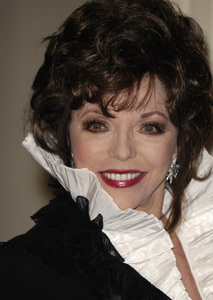 """Valentino: The Last Emperor"" (Premiere)Joan Collins04-01-2009 / LACMA / Los Angeles, CA / Acolyte Films / Photo by Andrew Howick - Image 23711_0060"