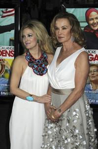 """""""Grey Gardens"""" PremiereDrew Barrymore, Jessica Lange 4-16-2009 / Grauman"""