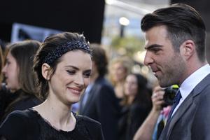 """Star Trek"" (Premiere)Winona Ryder, Zachary Quinto04-30-2009 / Grauman"