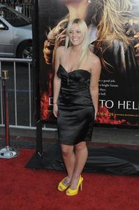 """Drag Me to Hell"" PremiereKristen Quintrall5-12-2009 / Grauman"