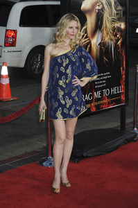 """Drag Me to Hell"" PremiereVanessa Branch5-12-2009 / Grauman"