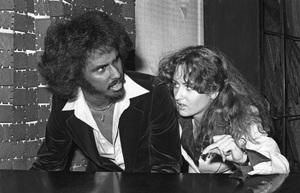 Teena Marie and Phillip Ingram, of the band Switch, Los Angeles / 1979 © 1979 Bobby Holland - Image 23730_0003