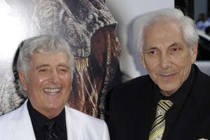"""""""Land of the Lost"""" (Premiere)Sid Krofft, Marty Krofft 05-30-2009 / Grauman"""