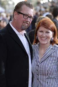 """The Proposal"" (Premiere)Chris Haston, Kate Flannery06-01-2009 / El Capitan Theatre / Hollywood, CA / Touchstone Pictures / Photo by Andrew Howick - Image 23739_0010"