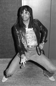 Rick James circa 1978 © 1978 Bobby Holland - Image 23742_0127