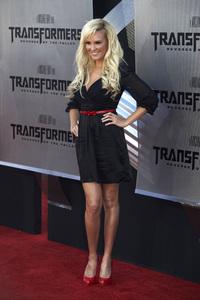 """Transformers: Revenge of the Fallen"" PremiereBridget Marquardt6-22-2009 / Mann"