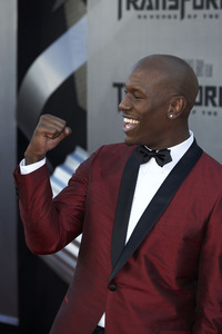 """Transformers: Revenge of the Fallen"" PremiereTyrese Gibson6-22-2009 / Mann"