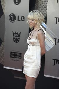 """Transformers: Revenge of the Fallen"" PremiereTaylor Momsen6-22-2009 / Mann"