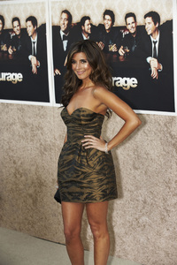 """Entourage"" Premiere Jamie-Lynn Sigler7-9-2009 / The Paramount Theater / Hollywood, CA / Paramount Pictures / Photo by Benny Haddad - Image 23752_0028"