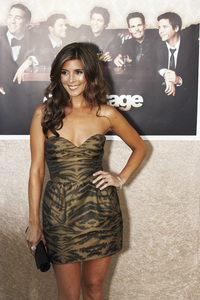 """Entourage"" Premiere Jamie-Lynn Sigler7-9-2009 / The Paramount Theater / Hollywood, CA / Paramount Pictures / Photo by Benny Haddad - Image 23752_0031"